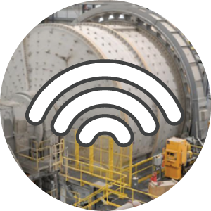 Portage Mill Detection System Icon