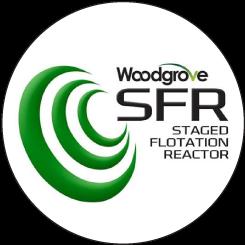 WOODGROVE STAGED FLOTATION REACTOR Icon